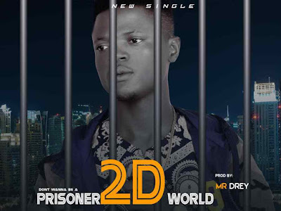 DOWNLOAD MP3: Tenzxy – Don't wanna be a Prisoner 2D World