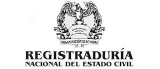 Registraduría en El Bagre Antioquia