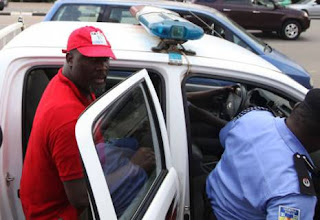 Breaking :Dino Melaye Regains Freedom After Airport Detention