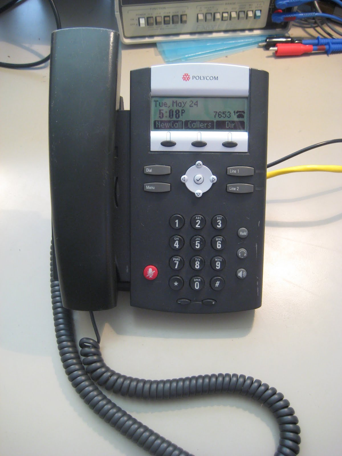 The Life of Kenneth: How to Configure a Polycom Soundpoint