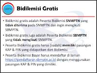 Pendaftaran SBMPTN Bidik Misi Gratis 2017-2018