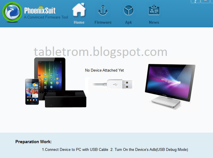 how to flash allwinner tablet Allwinner A20 , A31, A31S flashing tools