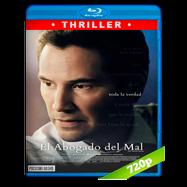 El abogado del mal (2016) BRRip 720p Audio Ingles 5.1 Subtitulada