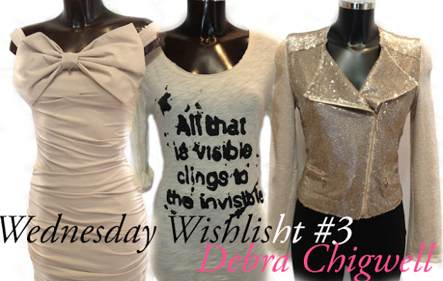 Debra Chigwell wish list