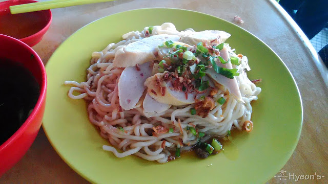 Breakfast @ Kedai Kopi Wah Juan (華園茶室)