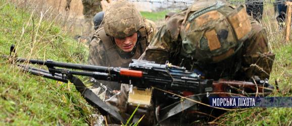 Командувач морської піхоти пройде випробування на право носіння берета морського піхотинця