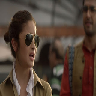 ranveer singh and alia bhatt in make my trip ad