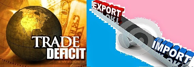 example and understand of Trade Deficit defination
