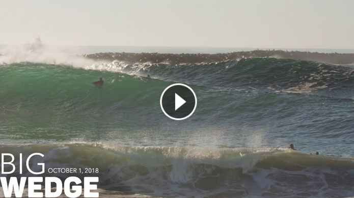 HURRICANE ROSA make for PUMPING WEDGE - October 1 2018