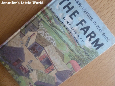Ladybird Learning to Read book - The Farm