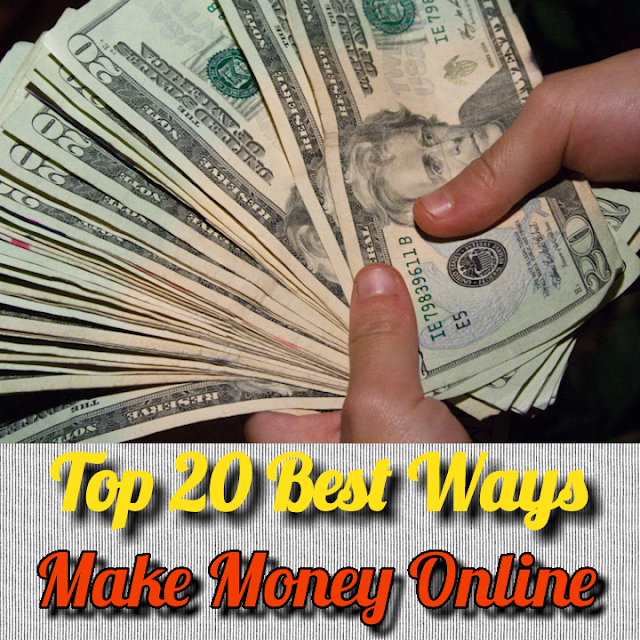 List of Top 20 Best Ways on Self-Employment Online Opportunities From Home | Top 20 Best Ways for Work and Earn Online