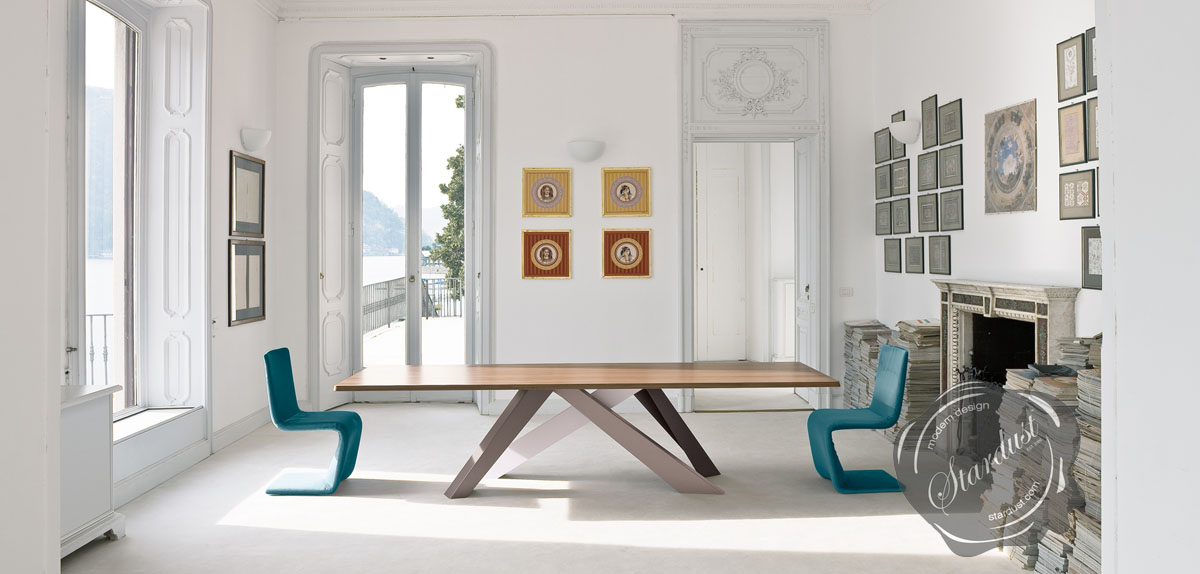 Dining Room Tables  Bonaldo Italian Contemporary Modern
