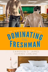 DOMINATING THE FRESHMAN<br>Cameron D. James