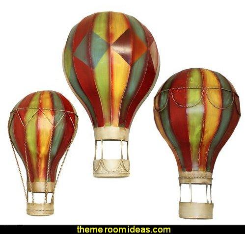 Attractive Decorating theme bedrooms - Maries Manor: Hot air balloon bedroom  QU13