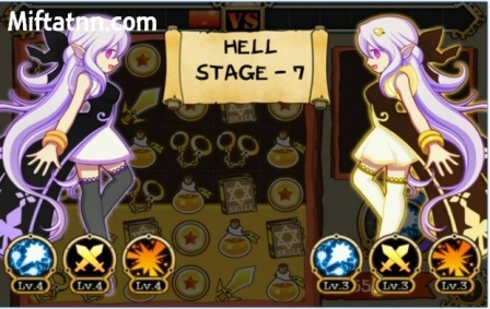 Game Puzzle Online Android Terbaik Witch Wars APK