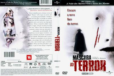 Filme Máscara Do Terror (Chromeskull - Laid to Rest 2) DVD Capa