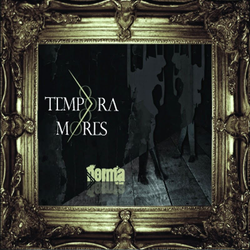 NORMA the band - O Tempora o mores_front