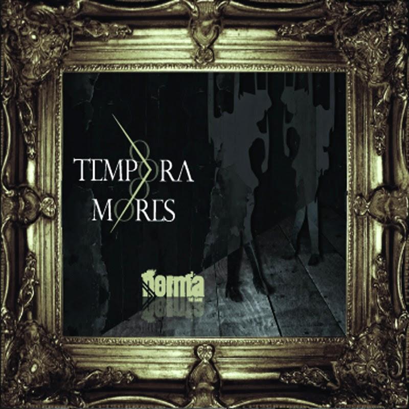NORMA the band - O Tempora o mores_front