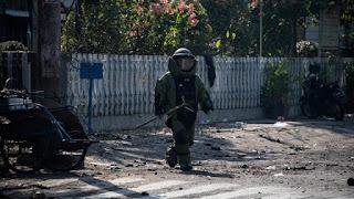 Serangan Bom Bunuh Diri Di 3 Geraja Surabaya