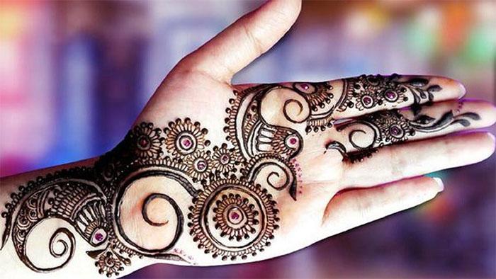 Arabic Mehndi Designs Hand