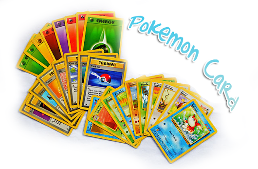 How To Make Your Own Pokemon Card