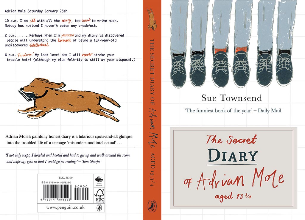 secret diary adrian mole aged 13 3 4 sue townsend plot sum The secret diary of adrian mole aged 13 3/4 by sue townsend i praise sue townsend as she wrote this so cleverly, in parts i felt i.