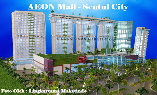 Bisnis, Info, AEON Mall