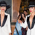 FOTOS HQ: Lady Gaga saliendo de su apartamento en New York - 22/09/16