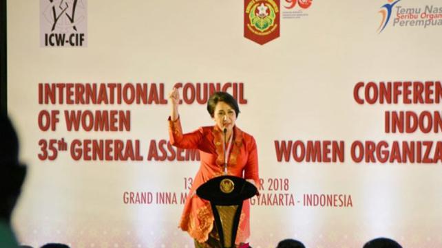 Kowani: Tidak Setuju Istilah Emak-Emak, yang Ada Adalah Ibu Bangsa