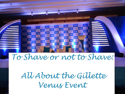 Gillette Venus #SubscribeToSmooth Bloggers meet. image