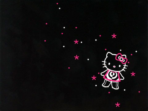 Hello Kitty Pink Cute Wallpaper Bergerak The Other Me Hello Kitty Wallpapers
