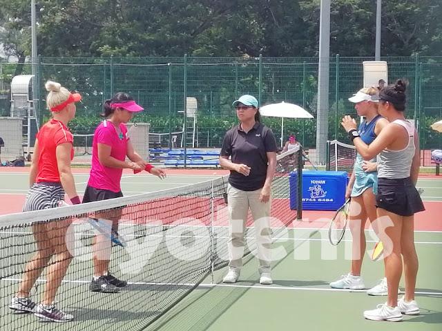 Aldila, Beatrice dan Jessy Melaju ke Semifinal Turnamen Tenis ITF Singapura 25k