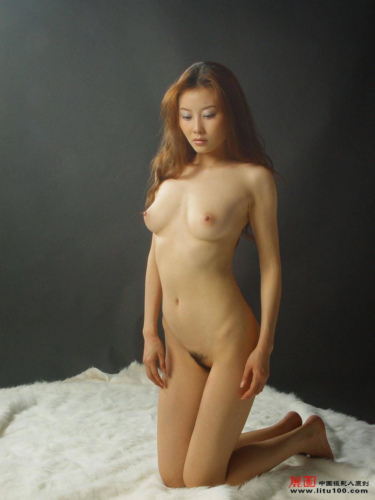 Chinese Nude Model Wang Dan Litu100  18 Gallery Photos -6573