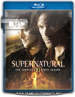 Supernatural 10ª Temporada Completa Torrent