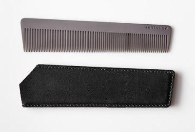 Titanium Comb