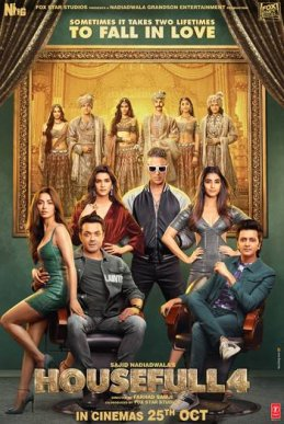 Housefull 4 Reviews