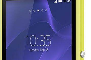 Cara Flashing Sony Xperia E3 D2206 100% Sukses