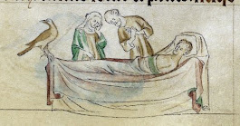 Queen Eleanor's Sense of Sorrow. A Guest Post about Eleanor of Aquitaine's Reactions to The Young King's Death