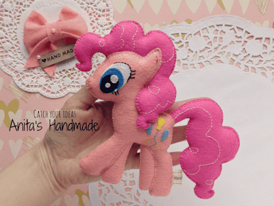 http://anitashandmade.blogspot.com/2017/03/filcowy-kucyk-pony-pinkie-pie.html