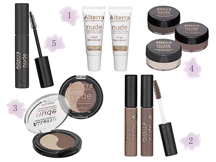 Preview Alterra Nude Perfection - August 2016