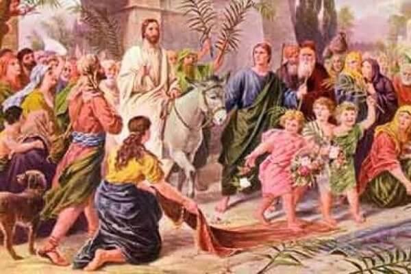 Προς Φιλιππησίους (δ' 4-9)-Κυριακή των Βαΐων