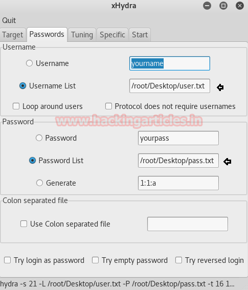 6 Ways to Hack FTP Login Password