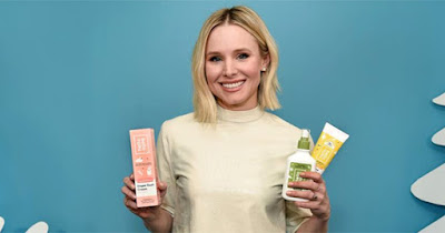 Kristen Bell, founder of Hello Bello
