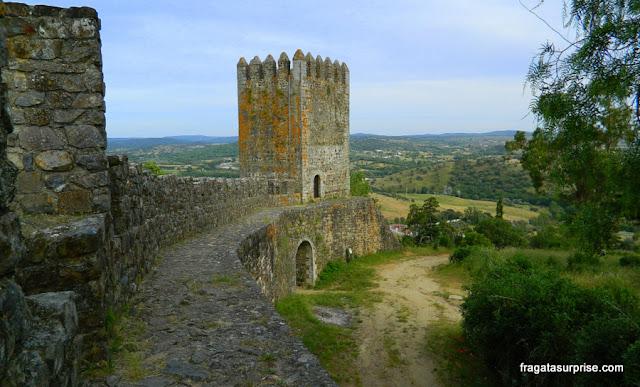 Torre da Má Hora, Castelo de Montemor-o-Novo