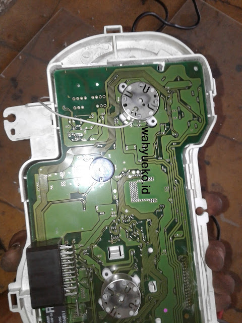 Kabel sinyal pulsa RPM speedo tachometer honda jazz