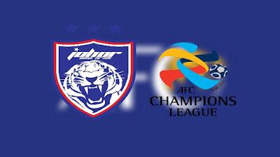 Jadual AFC Champions League ACL 2019 JDT