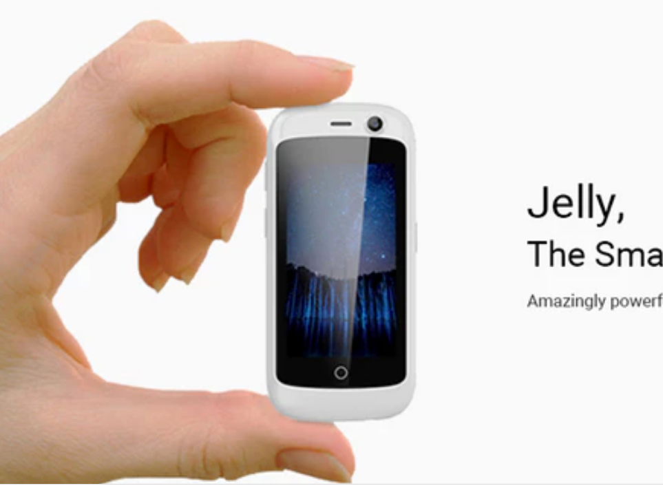the world smallest 4G smartphone
