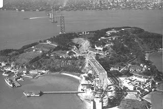 oakland bay bridge construction
