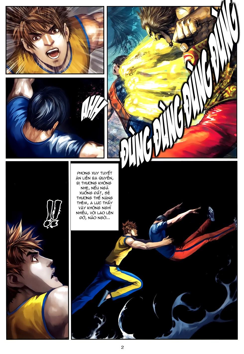 Quyền Đạo chapter 10 trang 2