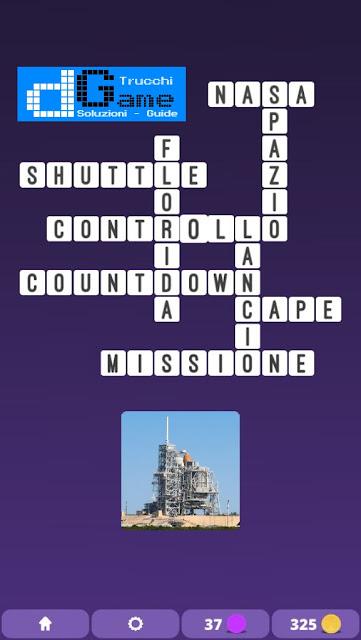 Soluzioni One Clue Crossword livello 27 schemi 1 - 15 (Cruciverba illustrato)  | Parole e foto